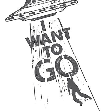 I want to Go by art78
