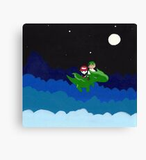 Cave Story - Sad End Canvas Print