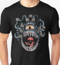 In the Beholder D20 Unisex T-Shirt