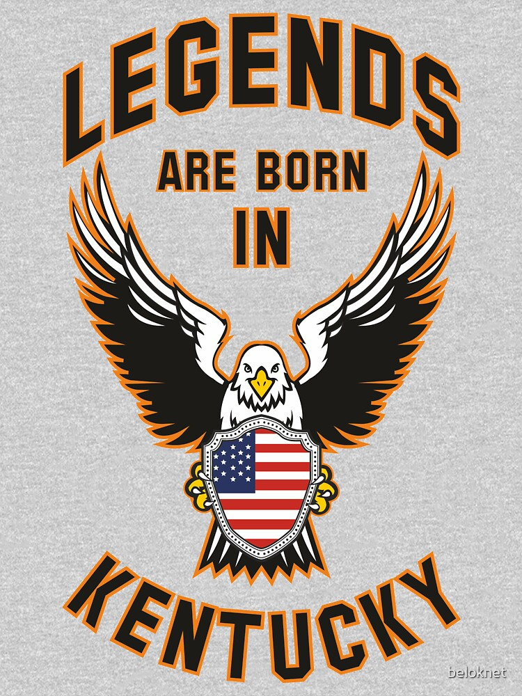 Legends are born in Kentucky by beloknet