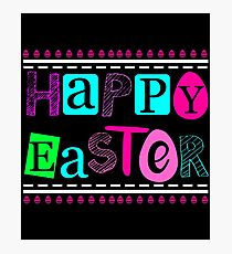 Happy Easter - Happy Easter Photographic Print