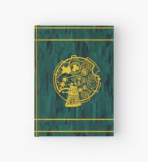 Exterminate! Gold Foil on Acrylic Hardcover Journal