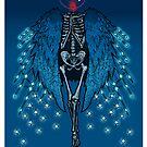Burnt Esophagus Angel by Frost Newton