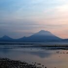Mnt. Agung in the early morning by Adri  Padmos
