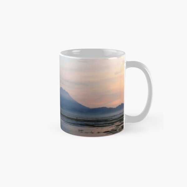 Mnt. Agung in the early morning Classic Mug