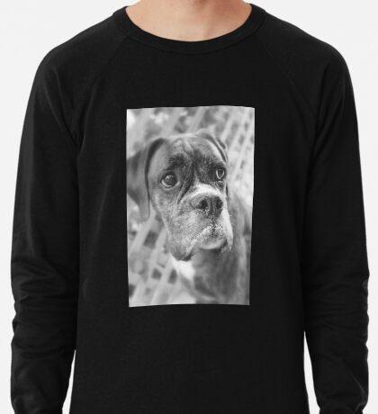 Es ist nicht fair - Boxer Dogs Series Leichtes Sweatshirt