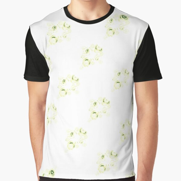 Cream canal flowers  Graphic T-Shirt