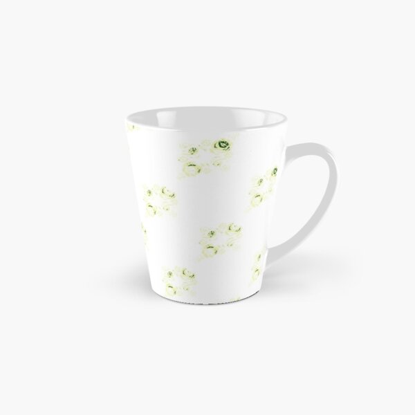 Cream canal flowers  Tall Mug