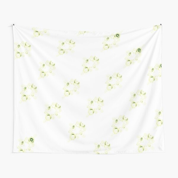 Cream canal flowers  Tapestry