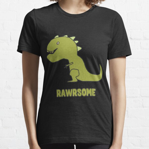 Rawrsome Essential T-Shirt