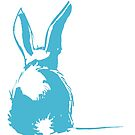 Blue Bunny by EmilieGeant