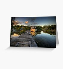 Welcome Onboard Greeting Card