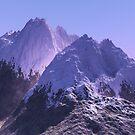 High Mountains by JoreJj Z. Elprehzleinn