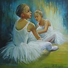 Little ballerinas by Elena Oleniuc