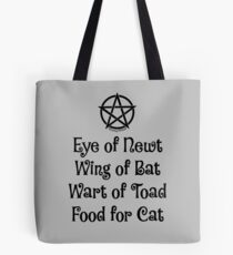 Eye of Newt Cheeky Witch® Shopping Tote Bag Tote Bag