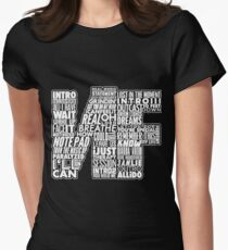 NF therapy Women's Fitted T-Shirt