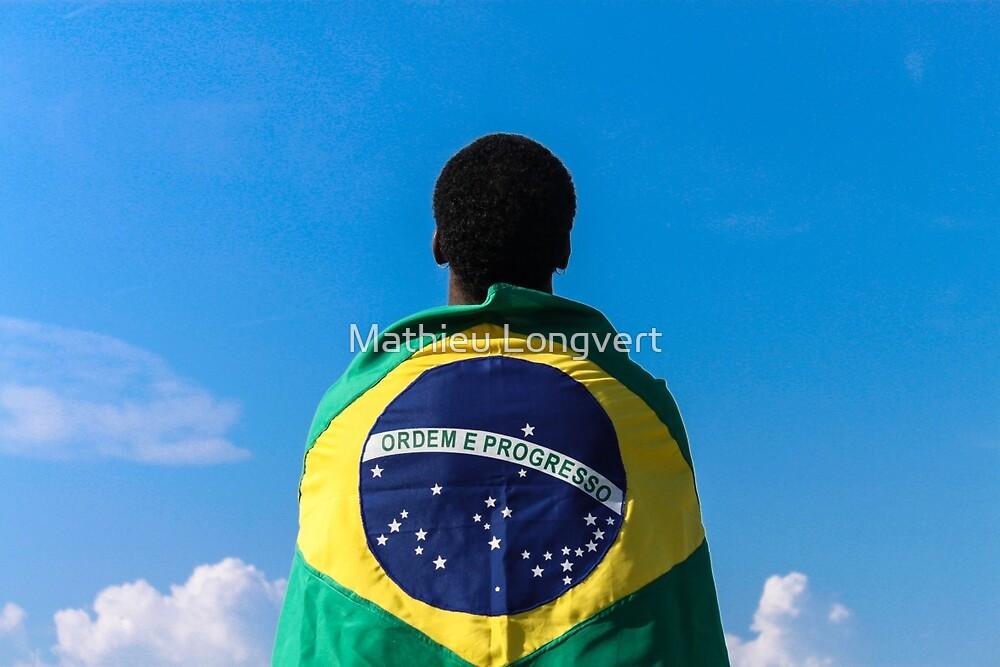 Brazilian Fanatic by Mathieu Longvert