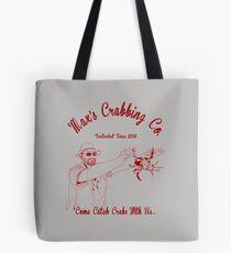 Max's Crabbing Co. Tote Bag