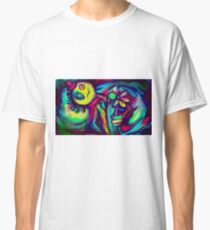 Flower man  Classic T-Shirt
