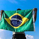 Brazilian Fan by Mathieu Longvert