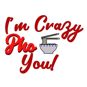 Funny Pho Shirt for Valentine's Send Noods Noodle Soup Tee by rainydaysstudio