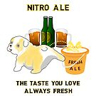 Baby Bulldog's Nitro Ale by Dave Jo