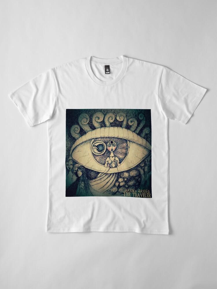 Alternate view of The Traveler Premium T-Shirt