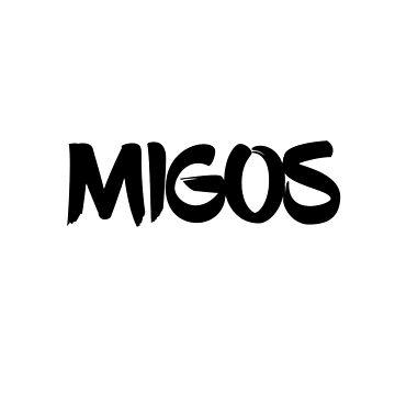 MIGOS by ScarDesigner