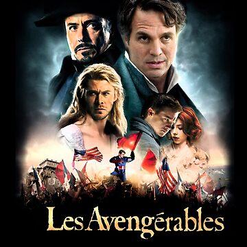 Les Avengerables by Durnesque