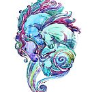 Sea Stallions by Jezhawk
