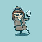 Lady Detective by zoel