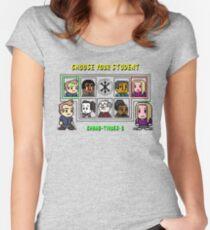 Kommunity Ko-Op Women's Fitted Scoop T-Shirt