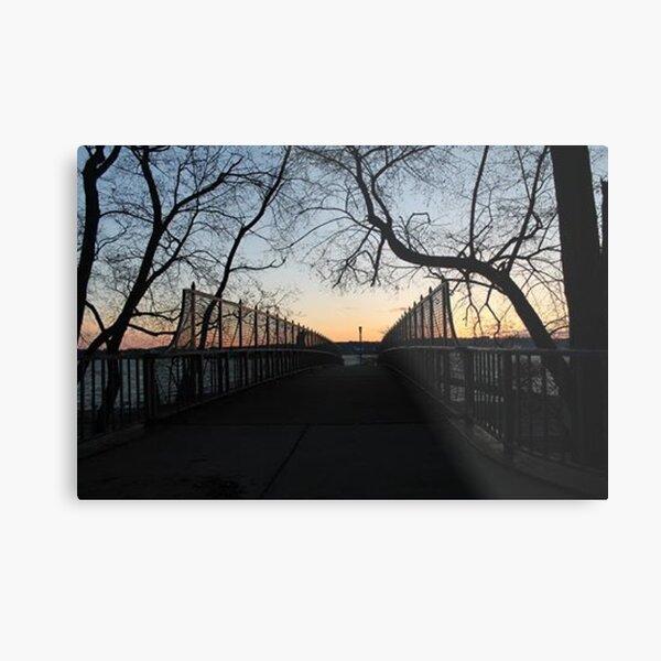 Bridge, Fancy, phantasy, fantasia, idea, illusion, delusion, fantasy Metal Print