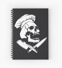 Cuaderno de espiral Chef culinario de cocina gángster