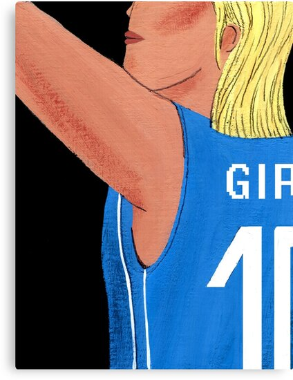 Girl in Blue by juliealex