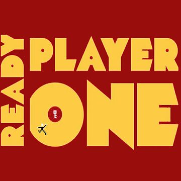 Ready Player One Logo by cattrow