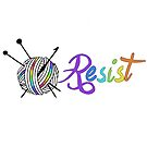 Resist Yarn Knit Crochet by GamerCrafting