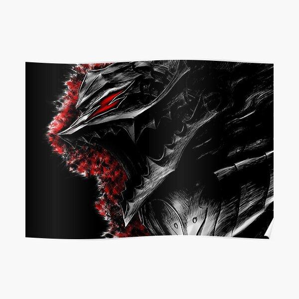 Berserk Demon Armure Poster