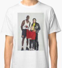 Michael Jackson, Jordan, Macaulay Culkin Classic T-Shirt
