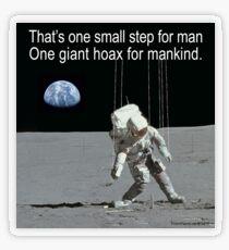 Moon Beams Transparent Sticker