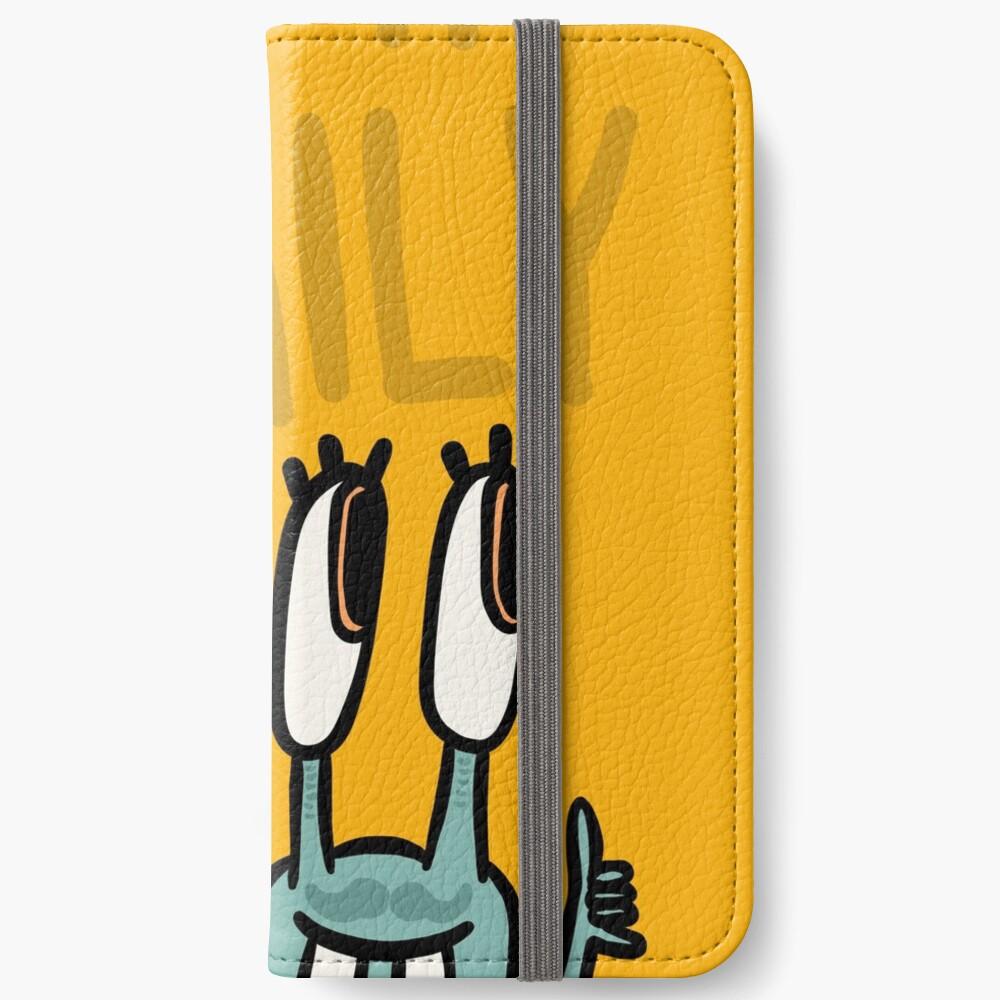 Langsam 'n' Snaily iPhone Flip-Case