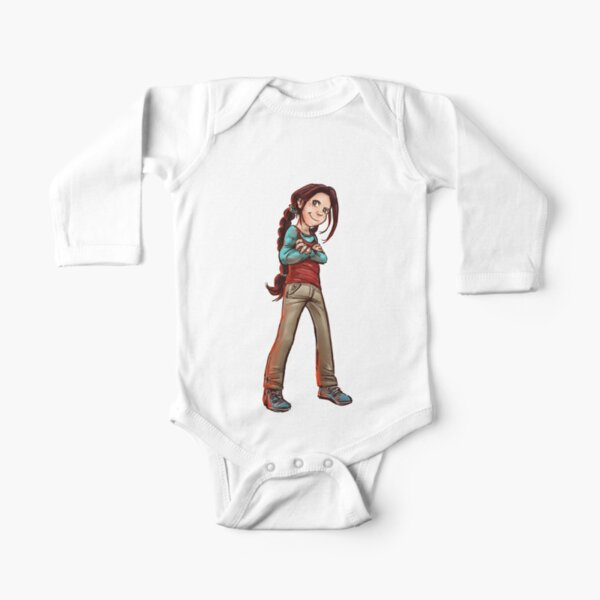 LILLY Baby Body Langarm
