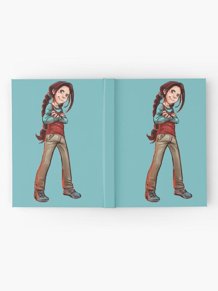 Alternative Ansicht von LILLY Notizbuch