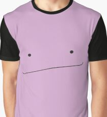 Ditto Face Graphic T-Shirt