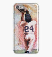 Willie Mays iPhone Case/Skin