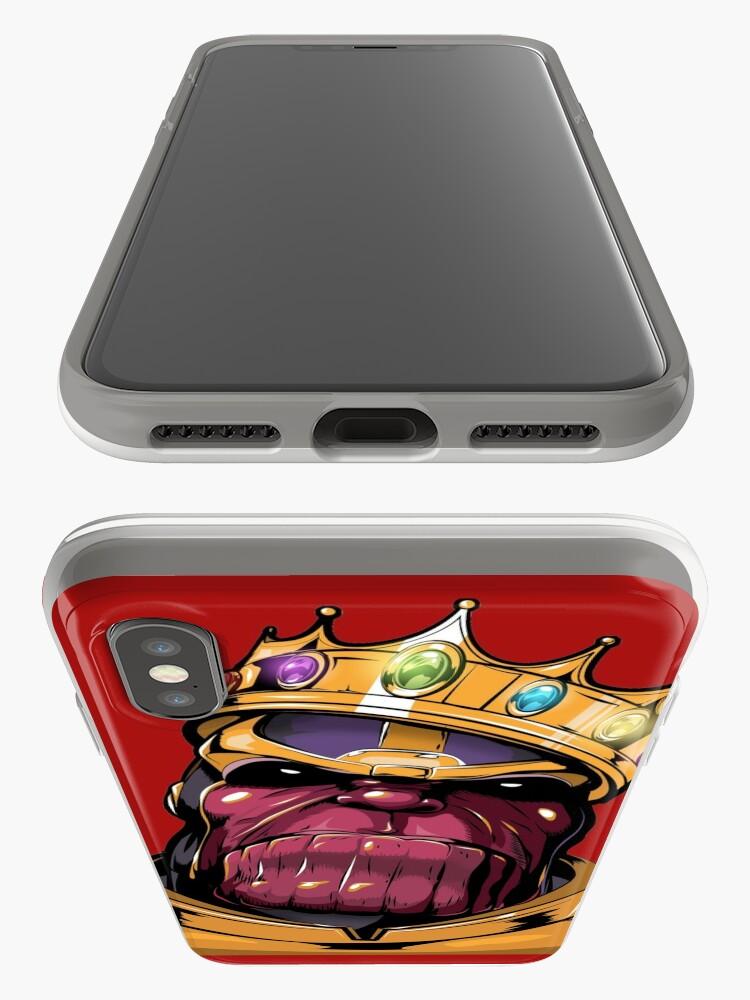Vista alternativa de Vinilos y fundas para iPhone Notorious Titan