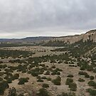 La Ventana Arch and El Malpais Panoramic by Mitchell Tillison
