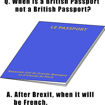 Will your next passport be printed in France? by MikeWhitcombe