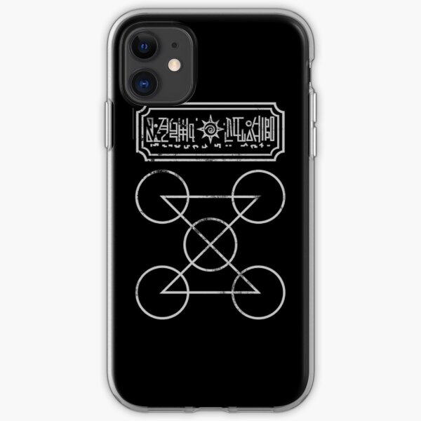 The Weight of Things iPhone Soft Case