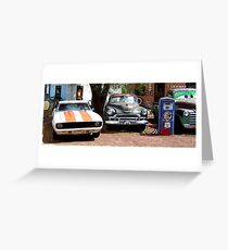 Route 66, Seligman Greeting Card